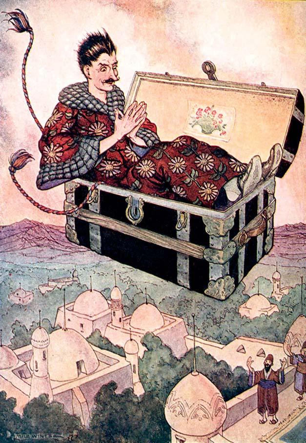 Hans Andersen's Fairy Tales, Milo Winter, c.1916.