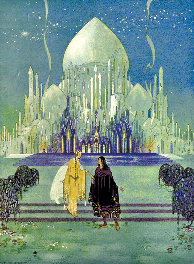 Old French Fairy Tales, Virginia Frances Sterrett, 1920.