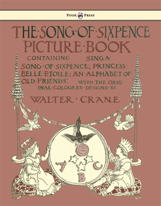 sixpence picture book - verse collection - national poetry day