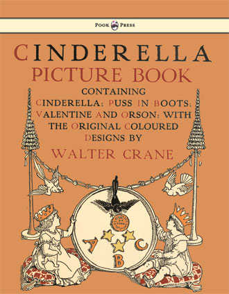 cinderella picture book - verse collection - national poetry day