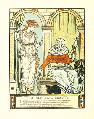Sleeping Beauty - children verse books - national poetry day