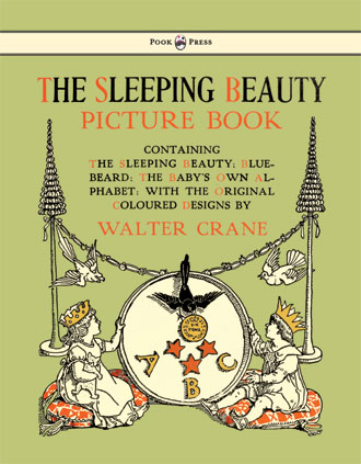 Sleeping Beauty Picture Book - verse collection - national poetry day