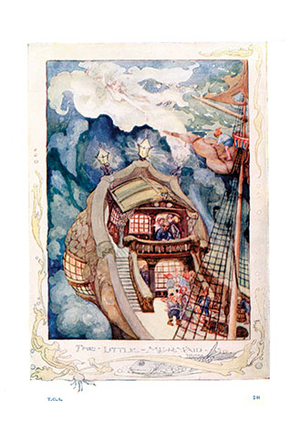 Hans Christian Andersen Stories - Illustrated by Anne Anderson - Part II