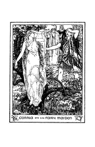 Celtic Fairy Tales - Illustrated by John D. Batten