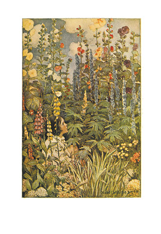 A Childs Garden of Verses - Illustrated by Jessie Willcox Smith