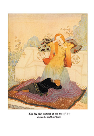 The Dreamer of Dreams - Illustrated by Edmund Dulac