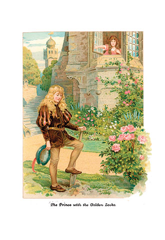 Grimm's Fairy Tales - Illustrated by Ada Dennis and Others