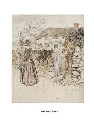 Some British Ballads – Illustrated by Arthur Rackham