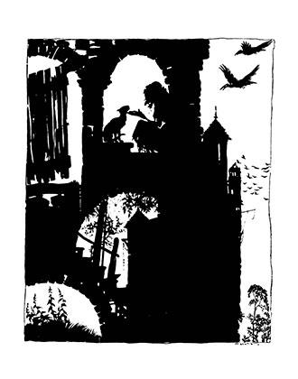 La Belle Au Bois Dormant - Avec Illustrations Par Arthur Rackham