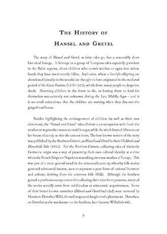 Hansel and Gretel – And Other Siblings Forsaken in Forests (Origins of Fairy Tales from Around the World)