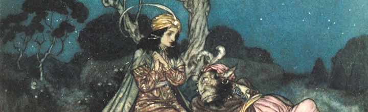 7 Variants of Beauty and the Beast Fairy Tales – A Tale as Old as Time