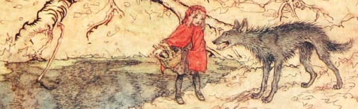 Favourite 5 – Arthur Rackham's Illustrated Children's Books.