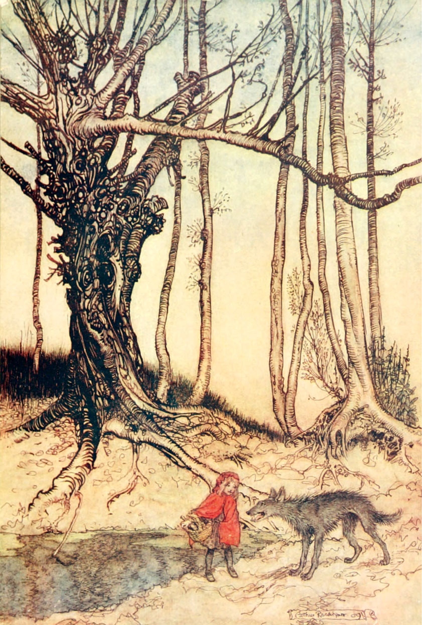 Red-Riding-Hood_Grimm
