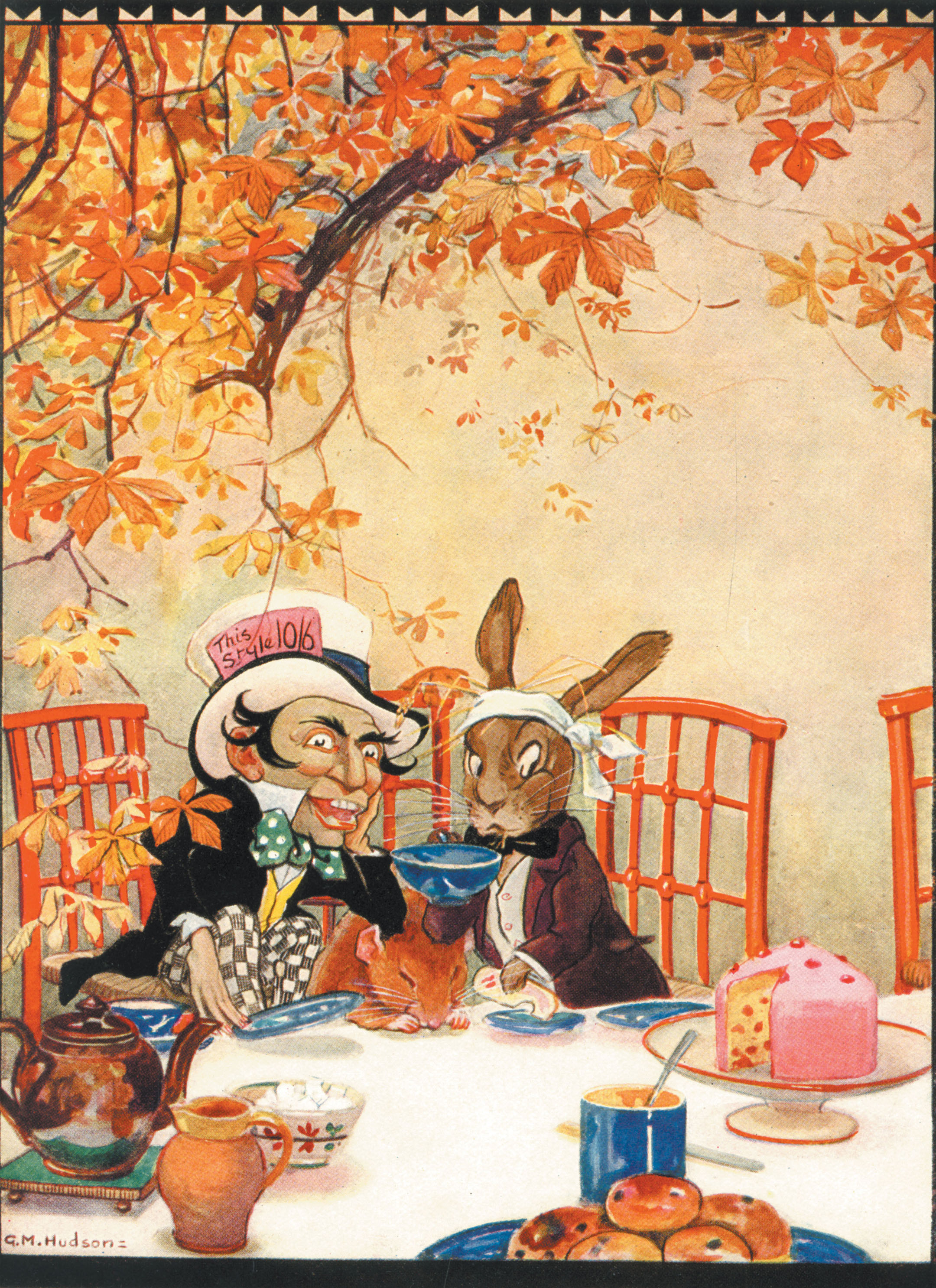 It S Always Tea Time A Mad Tea Party 10 Mad Hatter S