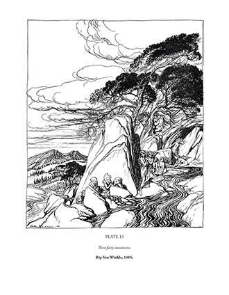 Rackham Colouring Book – Vol. I