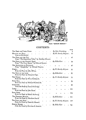 Children's Stories from the Poets - Frank Adams