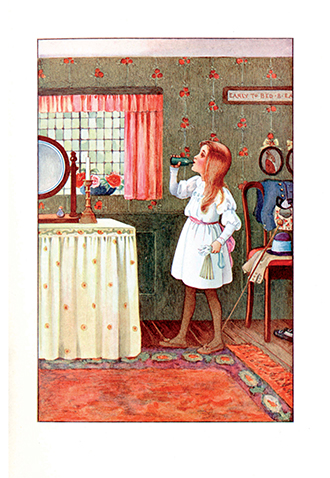 Alice's Adventures in Wonderland - Millicent Sowerby