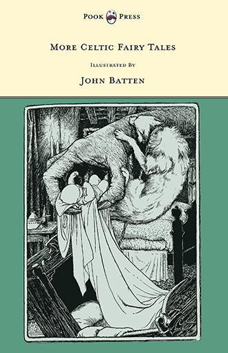 More Celtic Fairy Tales - John D. Batten