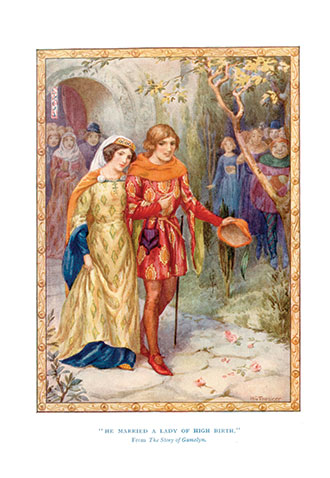 Wondrous Deeds of Bygone Days - H.G.Theaker