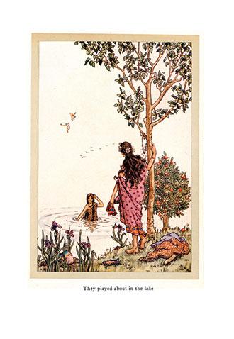 Persian Tales Volume I - Hilda Roberts