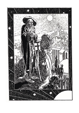 Fairy Tales from Hans Christian Andersen - Charles Robinson