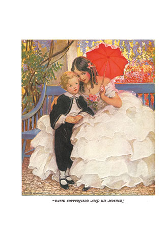 Boys and Girls of Bookland - Jessie Willcox-Smith