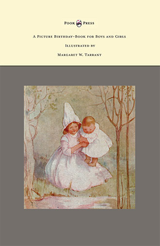 A Picture Birthday - Margaret W. Tarrant
