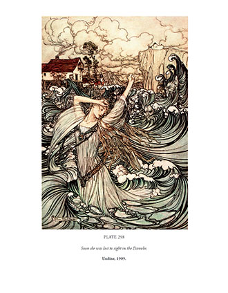 The Arthur Rackham Art Book - ArthurRackham