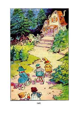 Raggedy Ann's Magical Wishes - Johnny Gruelle