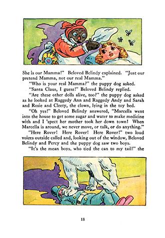 Beloved Belindy - Johnny Gruelle