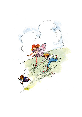 Raggedy Ann's Fairy Stories - Johnny Gruelle