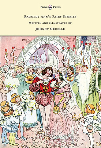 Raggedy Ann's Fairy Stories - Johnny Gruelle