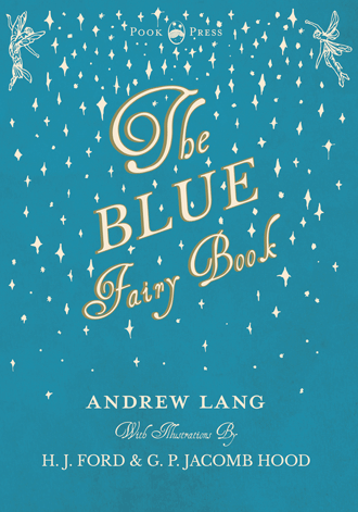 The Blue Fairy Book - baby gift books blog