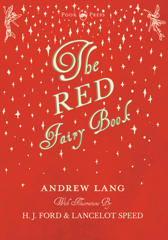 The Red Fairy Book - baby gift books blog