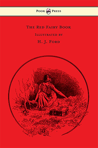 The Red Fairy Book - H.J. Ford