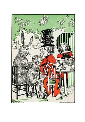 Alice's Adventures in Wonderland - Blanche McManus