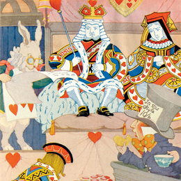 Alice in Wonderland Illustration Gallery