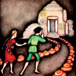 Hansel and Gretel Illustration Gallery