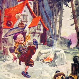 Rumpelstiltskin Illustration Gallery