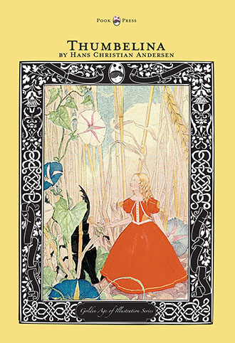 Thumbelina - Golden Age of Illustration Series