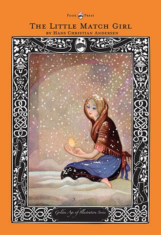 The Little Match Girl - Golden Age of Illustration Series