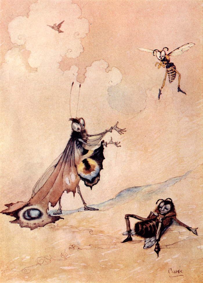 The Last Bee of Summer - A. Duncan Carse