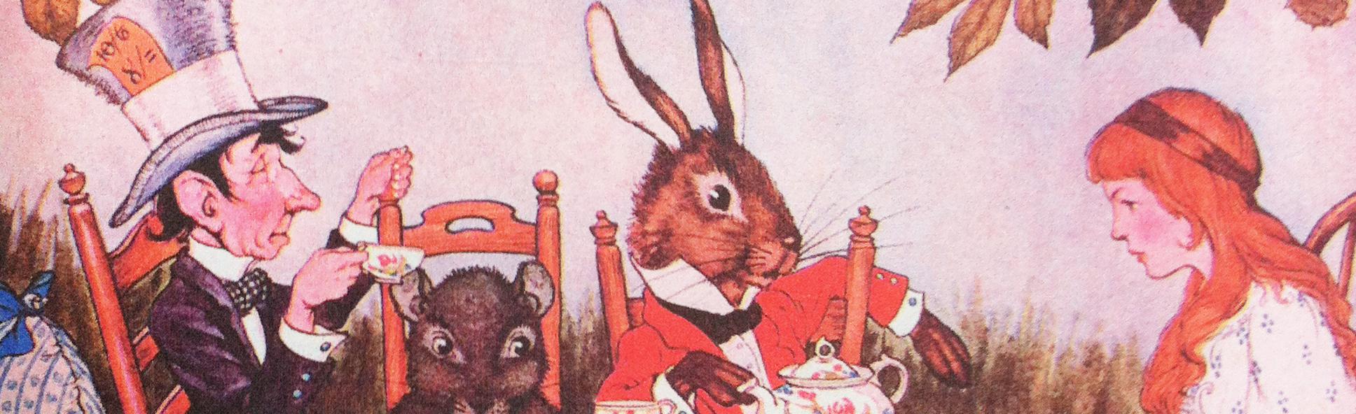 Illustrators of Alice's Wonderland