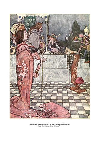 Hans Andersens Fairy Tales - Illustrated by W. Heath Robinson