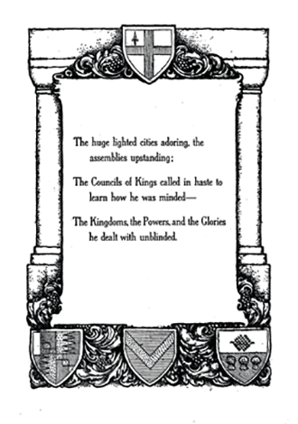 The Dead King - Illustrated by W. Heath Robinson
