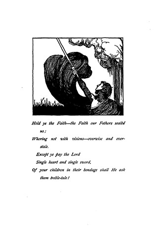 A Song of the English - Illustrated by W. Heath Robinson