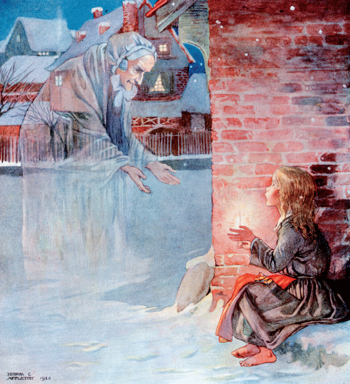 Fairy Tales by Hans Christian Andersen – with Honor Appleton Illustrations