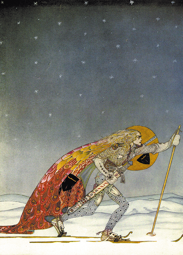 From East of the Sun West of the Moon by Kay Nielsen