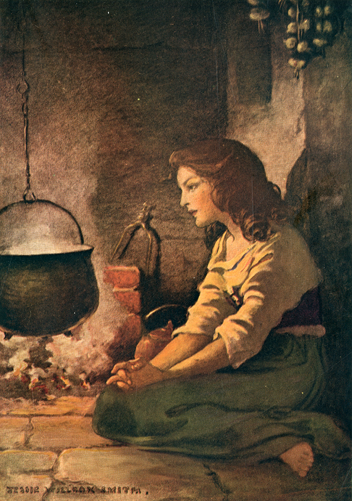 A Child's Book of Stories illustrated by Jessie Willcox Smith