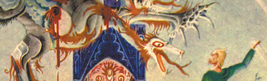 Close-Up with Kay Nielsen – Illustrations from the Brothers Grimm Fairy Tales